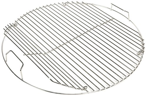 Grill Care 17433 Stainless Steel Grid Compatible with Weber 18.5″ Charcoal Grills