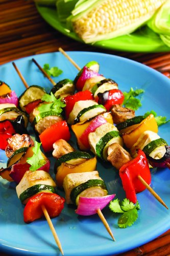 Fox Run Bamboo Skewers, 4-Inch (200 Count)