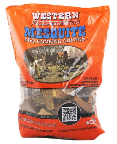 WESTERN 78054 Mesquite Cooking Wood Chunks