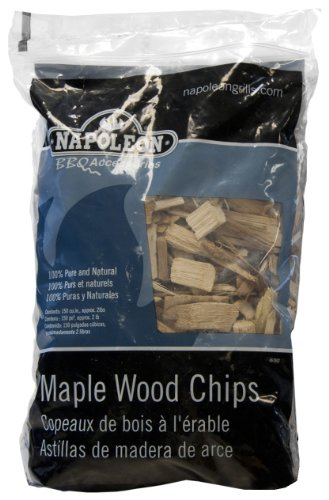 Napoleon 67003 Hickory Wood Chips, 2-Pound Bag