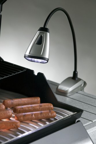 Fulcrum 20019-301 6 LED Multiflex Clip-On BBQ and Task Light