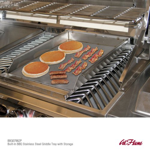 CalFlame BBQ07862P-A Pull Out Griddle Tray