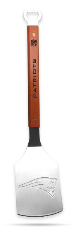 Sportula Products New England Patriots Stainless Steel Grilling Spatula