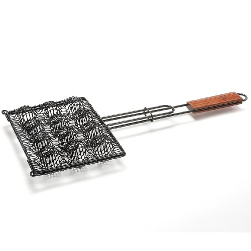 Outset Nonstick Meatball Basket
