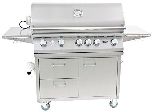 Lion Premium Grills 53861 Grill Cart