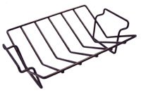 Music City Metals 26029 Porcelain Steel Wire Roasting Rack Replacement for Gas Grill Model Big Green Egg large