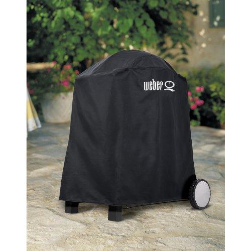 weber premium grill cover fits weber q q200 and q