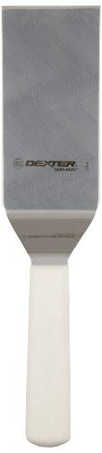 Sani-Safe S286-6 6″ x 3″ Hamburger Turner with Polypropylene Handle