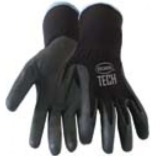 Boss 7820L Large Black Boss Tech Premium Gloves