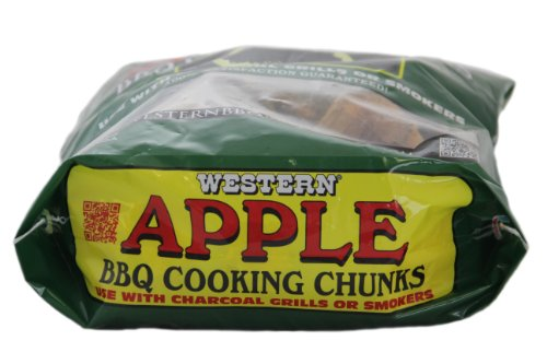 WESTERN 28080 Apple Cooking Wood Chunks