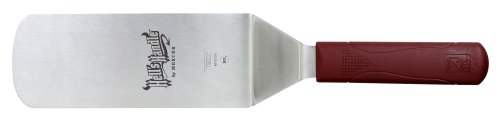 Mercer Culinary Hell's Handle M18300 Large 18/8 Stainless Steel Turner