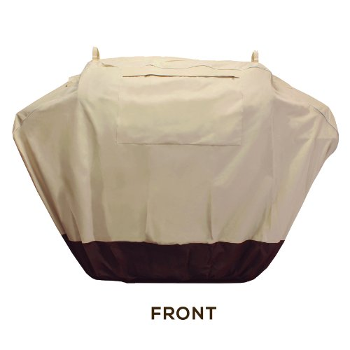 KHOMO Waterproof Heavy Duty BBQ Grill Cover, Medium/58 x 24 x 48″