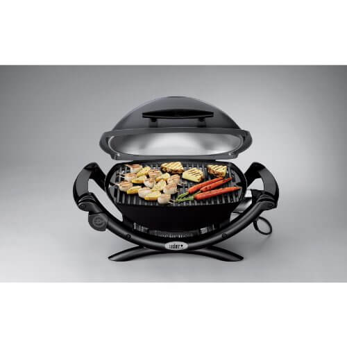 Weber 52020001 Q1400 Electric Grill