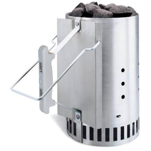 Weber 7416 Rapidfire Chimney Starter