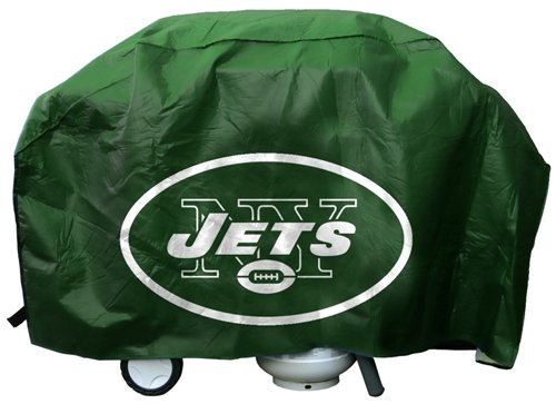 New York Jets NFL Deluxe Grill Cover