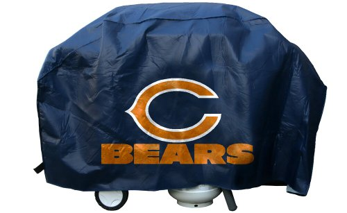 Rico Industries Chicago Bears NFL Deluxe Grill Cover