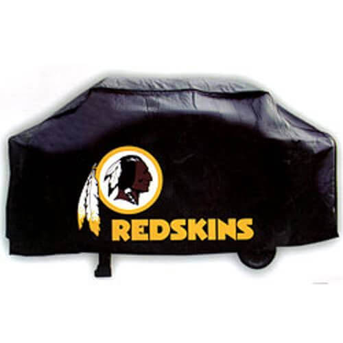 Washington Redskins Deluxe Grill Cover in Black