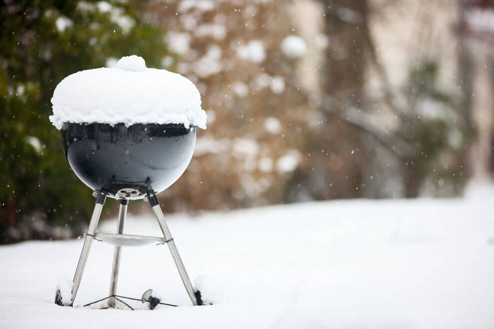 Winter is Coming, Winterize Your Grill