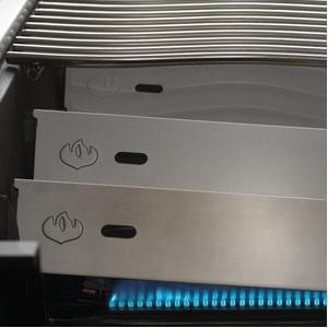 Napoleon Grills Prestige 500 Propane Gas Grill, Stainless Steel