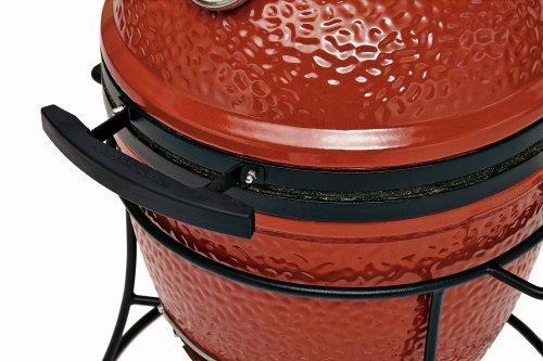 Kamado Joe KJ13RH Joe Jr Grill, Red