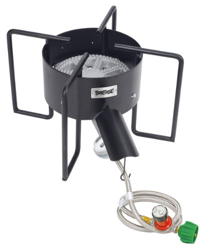 Bayou Classic KAB6 Bayou Cooker with Hose Guard