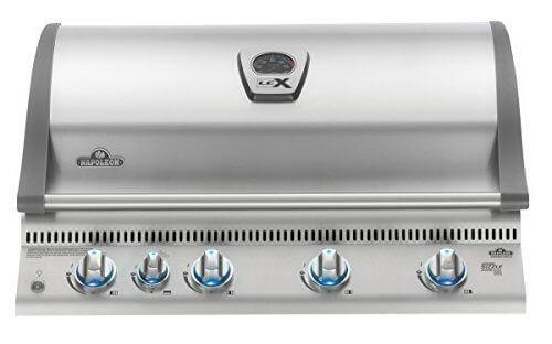 Napoleon BILEX605RBINSS Built in Natural Gas Grill
