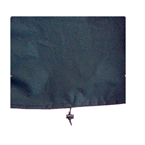 Grill Cover – garden home Up to 58″ Wide,  Water Resistant, Air Vents, Padded Handles, Elastic hem cord – Heavy Duty burner gas BBQ grill Cover