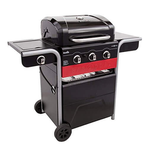 Char-Broil Gas2Coal 3-Burner Gas and Charcoal Grill