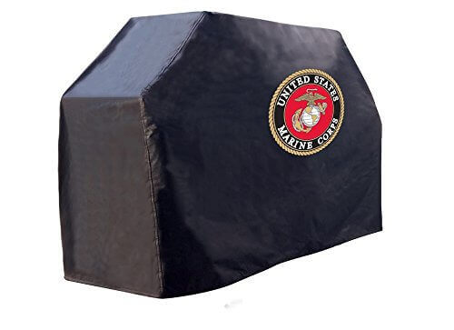 72″ U.S. Marines Grill Cover by Holland Covers