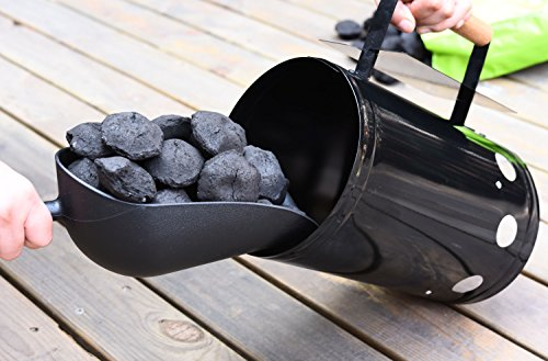 RoyalGourmet Light Barbecue Charcoal and Ash Scoop, Utility Ice, Candy Scoop TW1301