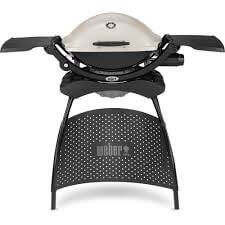 Weber 1-Burner Q2200 Gas Grill with Stand