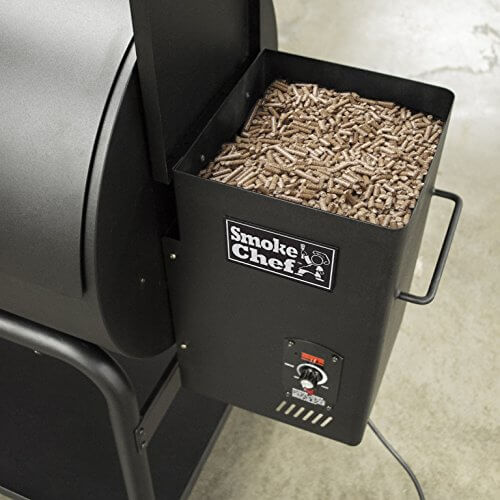 Smoke Hollow PS2415 Pellet Smoker Grill, 24″