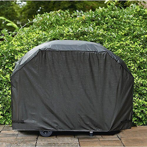 Heavy Duty Waterproof BBQ Pro Grill Cover Gas Outdoor Smoke Charcoal Barbecue Covers 54″ x 21″ x 35″