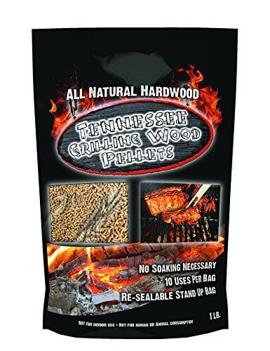 Tennessee Grilling Wood Pellets – 1 LB