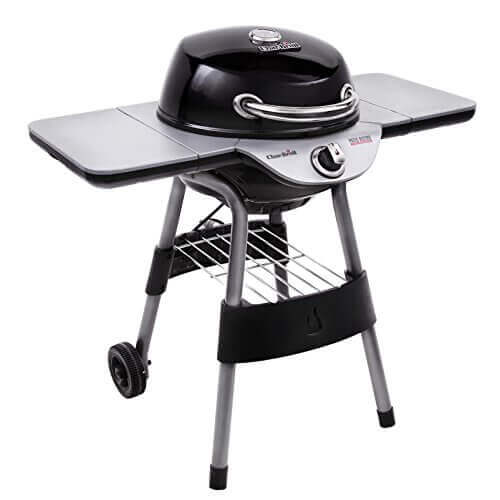 Char Broil 17602048 TRU Infrared Patio Bistro Electric Grill, Black