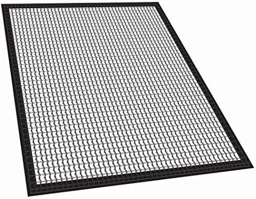 Masterbuilt 20090215 2-Piece Fish and Vegetable Mat for Smoker, 30″