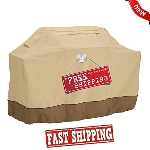 BBQ Grill Cover 58″ 64″ 70″ 72″ Gas Heavy Duty for Home Patio Garden Storage Waterproof Outdoor Weber Durable (XX-Large-72″)