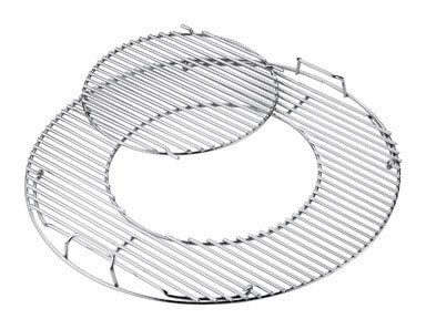 Weber Hinged Cooking Grate 12″ Fits 22.5″ Weber Charcoal Grills