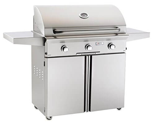 American Outdoor Grill L-Series 36 Inch Propane Gas Grill On Cart