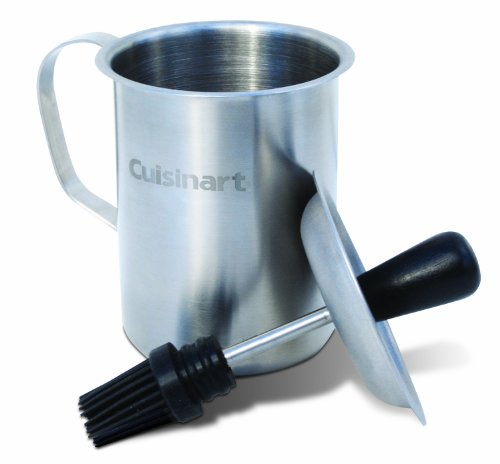 Cuisinart CBP-116 Sauce Pot and Basting Brush Set