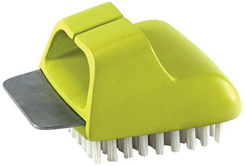 Charcoal Companion CC4108 Salt Block Cleaning Brush