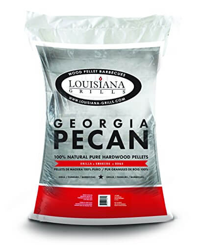 Louisiana Grills Wood Pellets, 40 lb., Georgia Pecan
