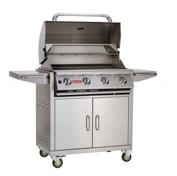 BULL Grill Cart for Angus, Outlaw & Lonestar Grills
