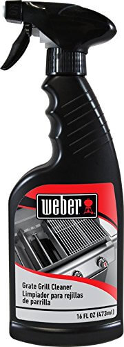 Grill Cleaner Spray – Professional Strength Degreaser – Non Toxic 16 oz Cleanser By Weber Cleaners