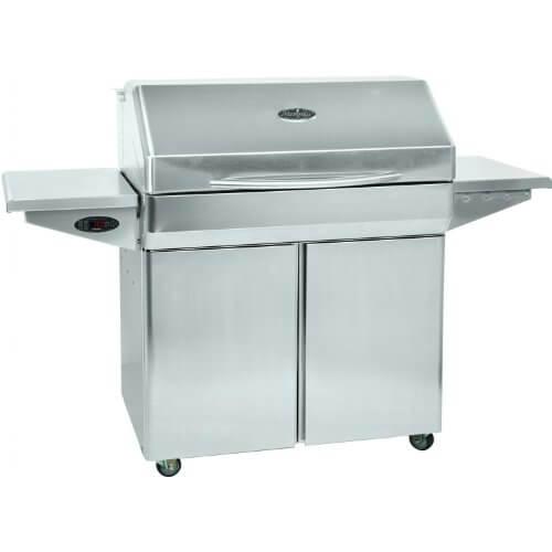 Memphis Grills Elite 39-inch Pellet Grill On Cart – Vg0002s