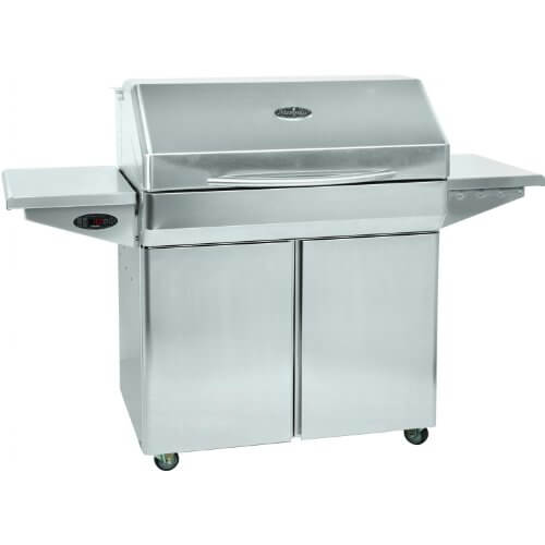Memphis Grills Elite 39-inch Pellet Grill On Cart – Vg0002s