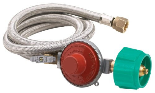 Bayou Classic M5HPR-1 10 PSI Hose/Regulator Valve Assembly
