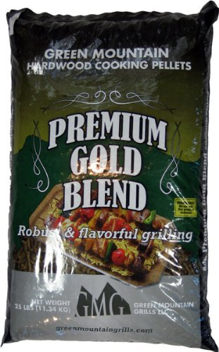 Green Mountain Grill Gmg-2001 Premium Gold Pellets 28 Lb Bag
