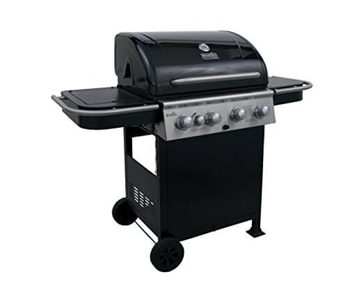 Char-Broil 520 4-Burner Cart Gas Grill