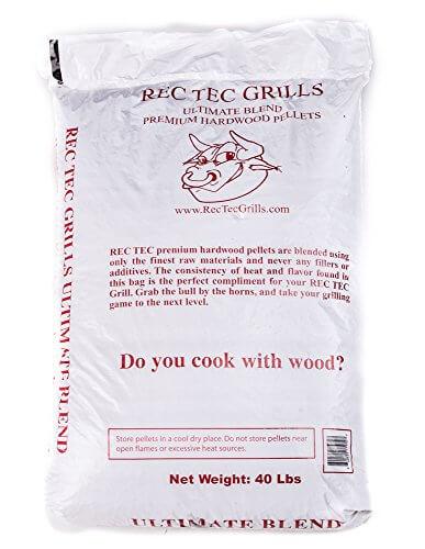 RecTec Grills Ultimate Blend Pellets, 40 lb